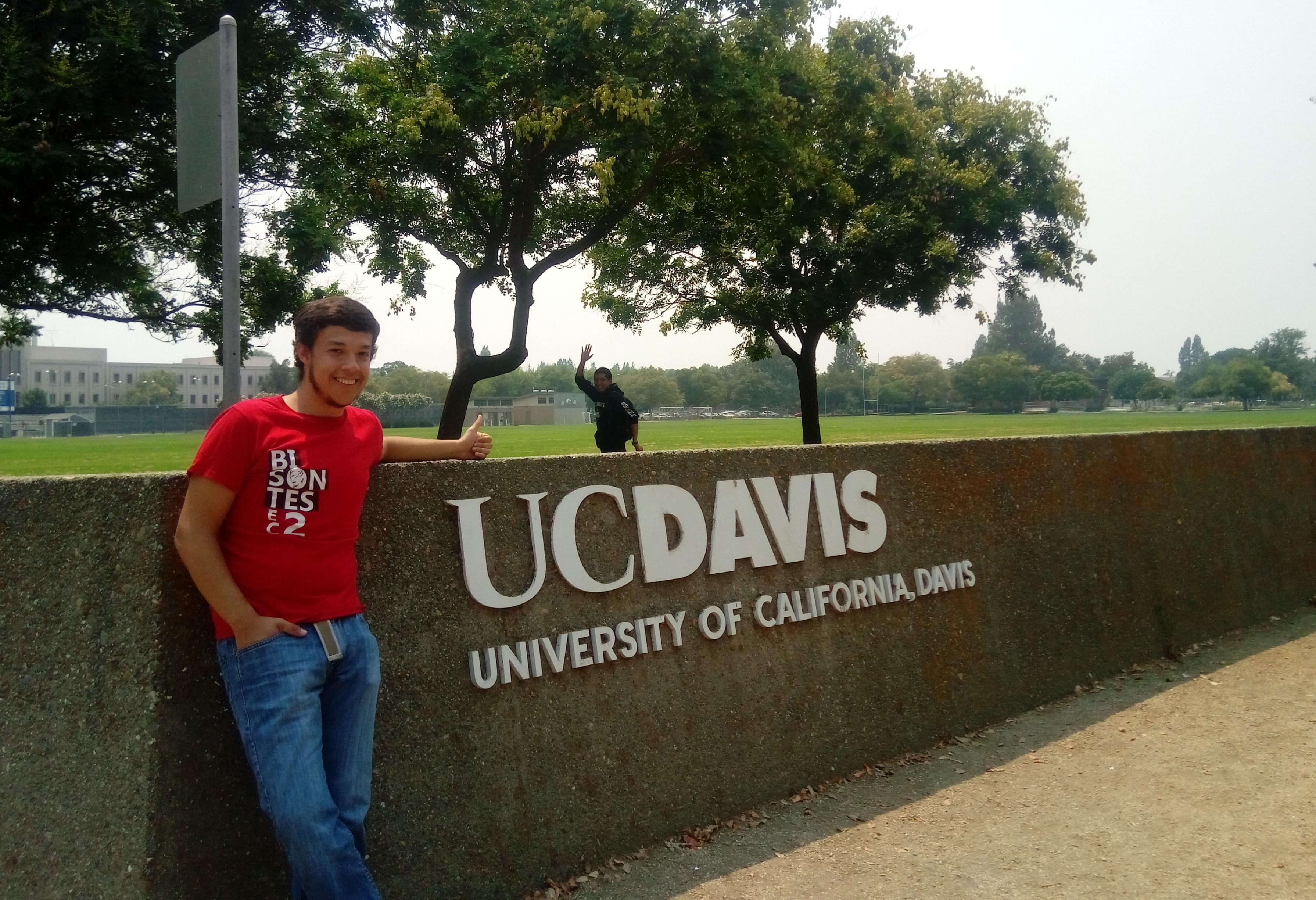 UC Davis, CA